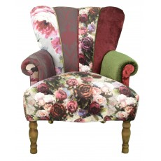 Quirky Harlequin Chair 597