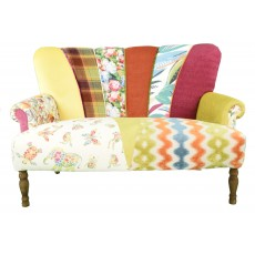 Quirky Harlequin Extra Love Seat 10
