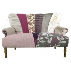 Quirky Harlequin Extra Love Seat 11