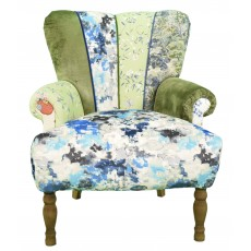 Quirky Harlequin Chair 599 - SOLD