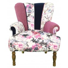 Quirky Harlequin Chair 600 SOLD