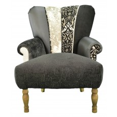 Quirky Harlequin Chair 604