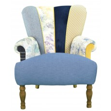 Quirky Harlequin Chair 612