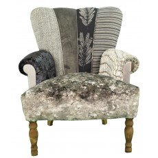 Quirky Harlequin Chair 613
