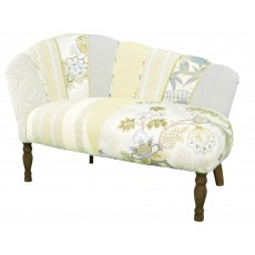 Quirky Harlequin Chaise Lounge 6