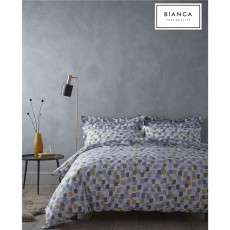 Bianca Brushstrokes Duvet Cover Set