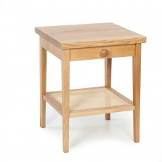 Cotswold Caners Cherrington Bedside Table