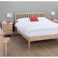 Cotswold Caners Notgrove 318V Bedstead with Vertical Rails LFE
