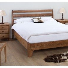 Cotswold Caners Withington 340H Bedstead with Horizontal Rails LFE