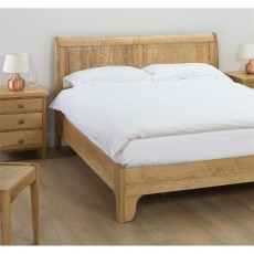 Cotswold Caners Withington 340P Bedstead with Panels LFE