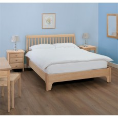 Cotswold Caners Withington 340V Bedstead with Vertical Rails LFE