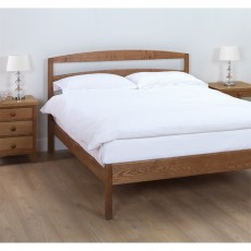 Cotswold Caners Edgeworth 311H Bedstead with Horizontal Rails LFE