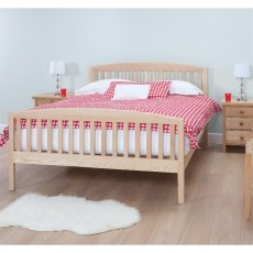 Cotswold Caners Edgeworth 311V Bedstead with Vertical Rails HFE