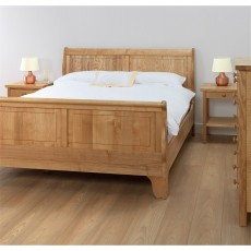 Cotswold Caners Withington 340P Bedstead with Panels HFE