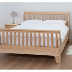 Cotswold Caners Withington 340V Bedstead with Vertical Rails HFE