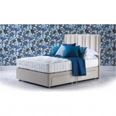 Hypnos Orthos Elite Wool Open Coil Firm Edge Divan Set