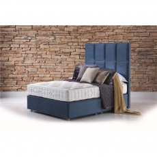 Hypnos Orthos Elite Silk Deep Platform Top Divan Set