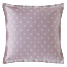 Cath Kidston Button Spot Blush Cushion
