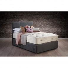 Hypnos Wool Origins 10 Deep Pocket Sprung Edge Divan Set