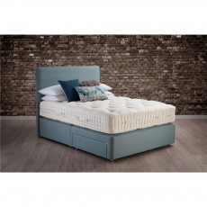 Hypnos Wool Origins 6 Deep Pocket Sprung Edge Divan Set
