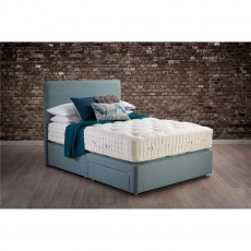 Hypnos Wool Origins 6 Deep Pocket Firm Edge Divan Set