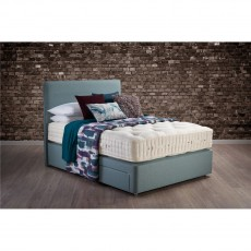 Hypnos Wool Origins 6 Deep Platform Top Divan Set