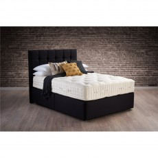 Hypnos Wool Origins 8 Deep Pocket Sprung Edge Divan Set