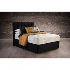 Hypnos Wool Origins 8 Deep Open Coil Firm Edge Divan Set