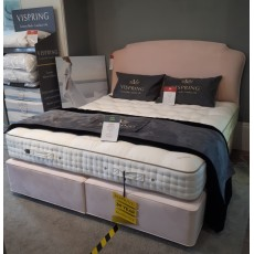 "Tiara  Superb Deep Divan set with Ecclestone Headboard - 6'0"" Super King Size"