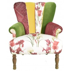 Quirky Harlequin Chair 543