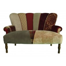 Quirky Harlequin Love Seat 12 - not available