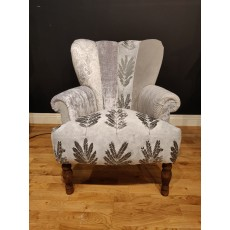 Quirky Harlequin Chair 622 - SOLD