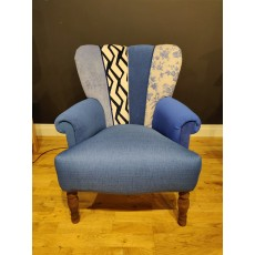 Quirky Harlequin Chair 627