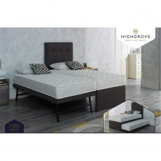 Highgrove Tandem Guest Bed with Open Coil mattresses