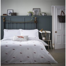 Sophie Allport Foxes Duvet Set