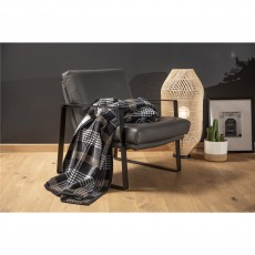 Ibena Jacquard Decke Arklow Throw