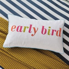 Joules Early Bird Cushion