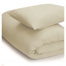 Belledorm 200TC Cotton/Polyester Cream Housewife Pillowcase