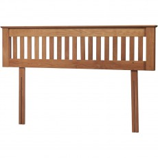 Our Furniture Carvalho Slatted Headboard