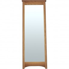 Our Furniture Carvalho Cheval Mirror