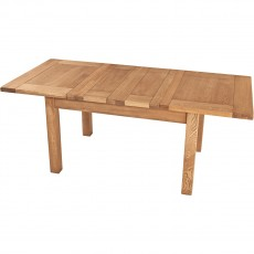 "Our Furniture Palermo 4'6"" Extending Table (2 Leaf)"