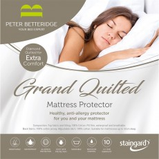 Peter Betteridge Protectors Grand Quilted
