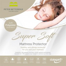 Peter Betteridge Protectors Super Soft Mattress Protector