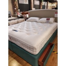 "Peter Betteridge - 6'0"" Suoer King Cotton Supreme Deep Divan Set w/ Elba HB - Clearance"